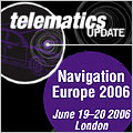 Nomadic Devices Forum Presentation to the Navigation Europe 2006 Conference & Exhibition by Telematics Update